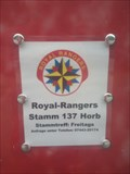 Image for Royal-Rangers Stamm 137 - Horb, Germany, BW