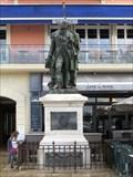 Image for Statue du Bailli de Suffren - Saint-Tropez, France