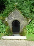 Image for St Hydroc's well, Lanhydrock, Bodmin, Cornwall, England