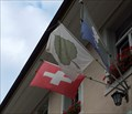 Image for Municipal Flag - Schupfart, AG, Switzerland
