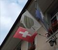 Image for Municipal Flag - Schupfart, AG, Switzerland