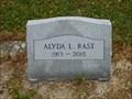 Image for 102 - Alyda L. Rast - Jacksonville, FL