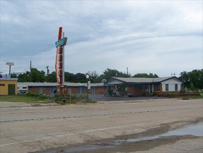 The Skyliner Motel - Stroud, OK - Route 66 - The Mother Road on ...