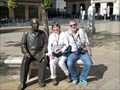 Image for Pablo Picasso Bench - Málaga, Spain