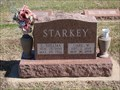Image for 101 - Carl W. Starkey - Norman I.O.O.F. Cemetery - Norman, OK