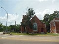 Image for Trinity Episcopal Church - Bullock County Courthouse Historic District - Union Springs, AL