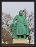 Image for Coloman, King of Hungary (Kálmán magyar király) - Hosök tere, Budapest, Hungary