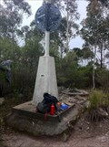 Image for Mt Imlay Trig station. Mt Imlay Natioan park, Eden, NSW