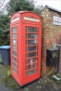 Image for Red Telephone Box - Ladbrooke, Warwickshire, CV47 2BT