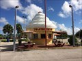 Image for Ice Cream Cone Building - North Fort Myers, Florida, USA