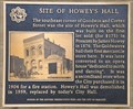 Image for Site of Howey's Hall