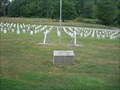 Image for Mortar launchers - Evergreen Memorial Park - Point Marion Pa