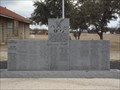 Image for Bronte War Memorial - Bronte, TX