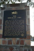 Image for The Hinckley Fire - Hinckley, Minnesota