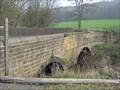 Image for Stone Bridge, River Dove, Lewden, Barnsley,UK.