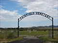 Image for Fairfield Cemetery Archway / Sign