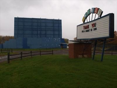 Skyway Twin Drive In Warren Ohio Movie Theaters On Waymarking
