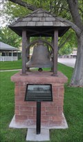 Image for The Academy Bell Pedestal ~ Kanab, Utah
