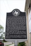 Image for FIRST -- Sunday School Superintendent of Jerusalem MBC, Houston TX
