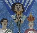Image for Mosaic of Filipino Saints - Kailua-Kona, Hawaii Island, HI