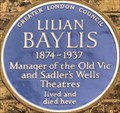 Image for Lilian Baylis - Stockwell Park Road, London, UK