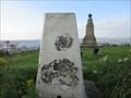 Image for O.S. Triangulation Pillar - Dundee Law, Scotland.