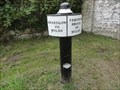 Image for Trent & Mersey Canal Milepost - Moston, UK