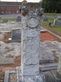 Image for James F. Singleton - Donalds Cemetery, Donalds, SC