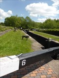 Image for Caldon Canal - Lock 6 - Stockton Brook Second Lock - Stockton Brook, UK