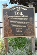 Image for Commonwealth of Toil Relief Art - New Bedford, MA