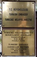 Image for Turkish Embassy - Prague, Czech Republic