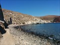 Image for Near Red Beach on Island Santorini, Greece
