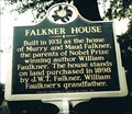 Image for Falkner House - Oxford, MS