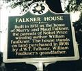 Image for Falkner House - Oxford, MS