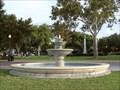 Image for Munn Park Fountain - Lakeland, Florida