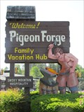 Image for Welcome to Pigeon Forge - Tennessee