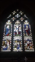 Image for Stained Glass Windows - St Nicholas - South Kilworth, Leicestershire