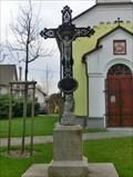 Image for Churchyard cross - Zelec, Czech Republic
