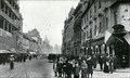 Image for Ulice Na Príkope (1890) - Praha, Czech republic