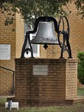 Image for Second Baptist Church Bell - Seguin, TX