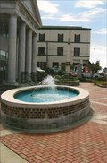 Image for Courthouse Fountain - Calhoun, GA