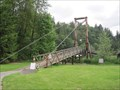 Image for Pedestrian suspension bridge, Tolt-McDonald Park, Carnation, WA