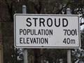 Image for Stroud Population 700, NSW, Australia