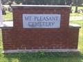 Image for Mt. Pleasant Cemetery - Mt. Vernon, IN