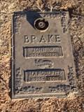 Image for 101 - Marguerite Brake -  Rose Hill Burial Park - OKC, OK