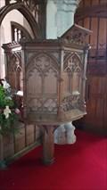 Image for Pulpit - St Michael - Hernhill, Kent, UK