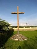 Image for Central Cross  Družec Cemetery, Czechia