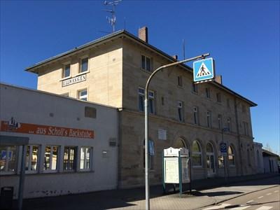 Train Station building