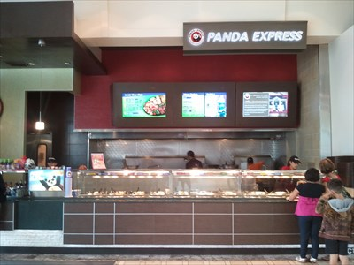 Panda Express Roseville Galleria Pleasanton Ca Chinese Restaurants On Waymarking
