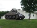 Image for M4 Sherman Tank - Island Pond, Vermont